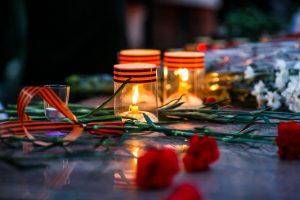 Патриотическая акция «Свеча памяти»