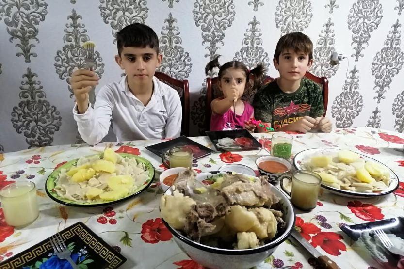 Социально значимая акция «Кавказ — наш общий дом»