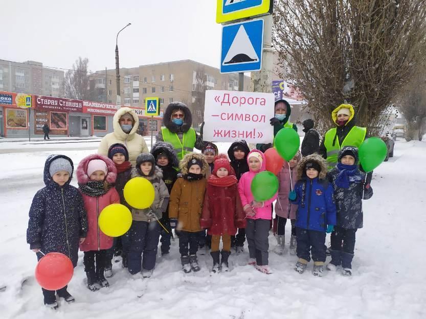 Широкомасштабная акция «Зимним дорогам - безопасное движение» проведена на Дону