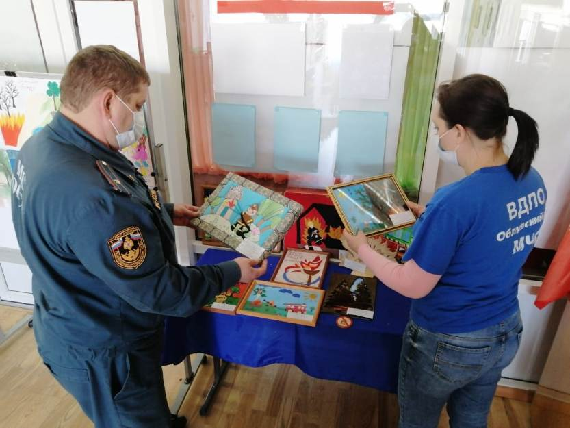 Итоги муниципального этапа конкурса  детско-юношеского творчества по пожарной безопасности «Неопалимая купина»