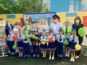 Более тысячи детей Ростовской области пополнили ряды общественной организации «ЮИД ДОНА» по итогам проекта