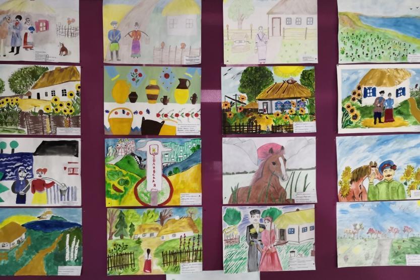 You are currently viewing Районный фестиваль детского творчества «Обливская станица – донской земли частица»