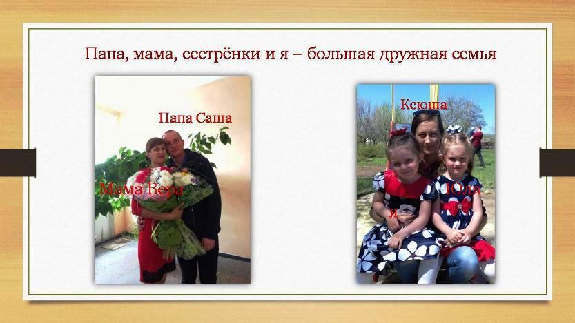 Конкурс семейных презентаций «Семейный альбом»,  посвященный Международному Дню семьи