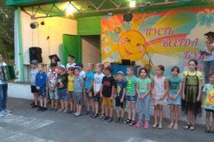 Read more about the article Торжественная линейка «Все рекорды будут наши»