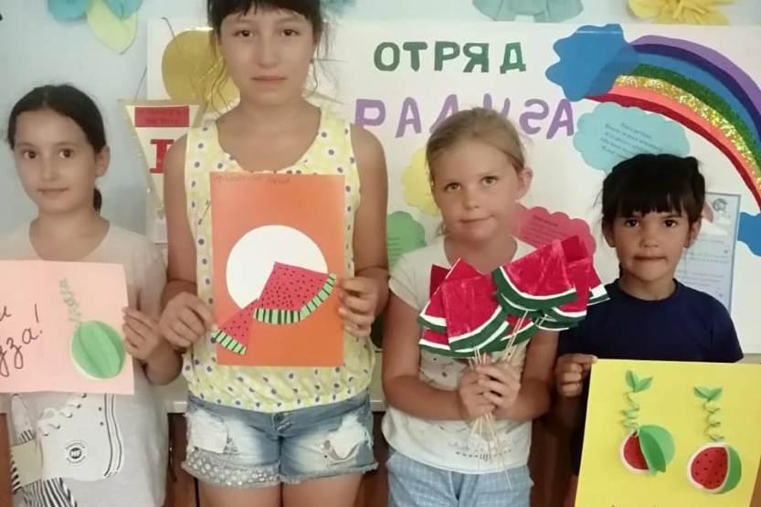 Read more about the article На одной волне лета «День арбуза»