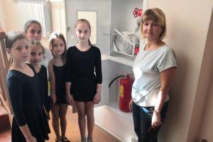 Read more about the article Учебная пожарная эвакуация